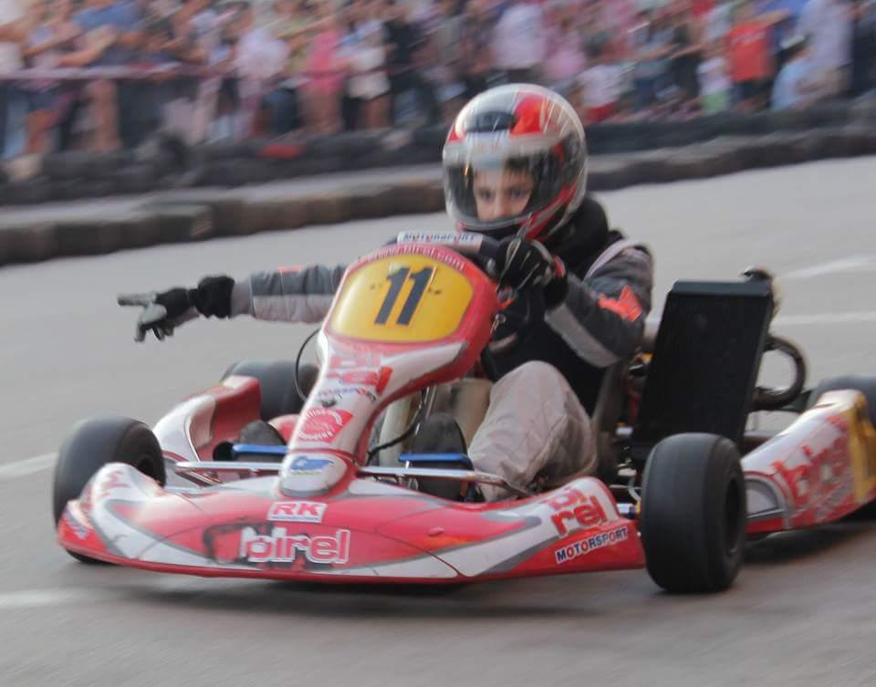 Karting za decu